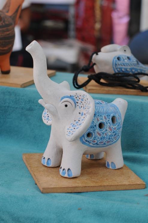 אוקרינה בצורת פיל